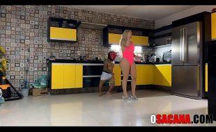 Mirella Mansur com Anao porno completo