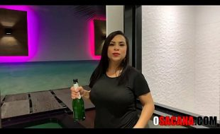 Gabriela Ramos uma gorda safada no motel