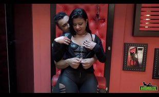 Estrela porno Amanda Souza e Loupan
