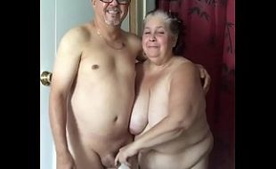 Casal de idosos mandando nudes pro xvideos