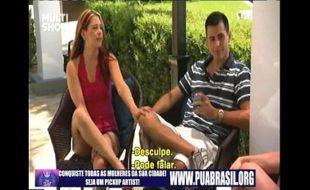 4 Solteiros Numa Casa reality show de sexo