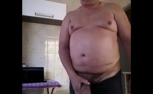 Papai gordo passivo quer pau grosso