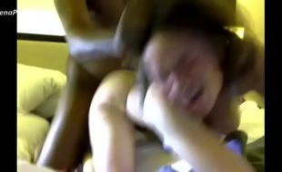 Sexo duro com negro na webcam