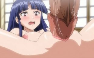 Virgin schoolgirl fucks her teacher at school | Hentai Uncensored