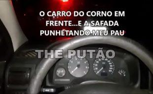 CASADA CHUPANDO MEU PAU EM FRENTE A CASA DELA